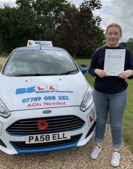 PASSED with MICHELLE with only SEVEN faults