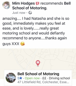 FANTASTIC REVIEW for NATASHA